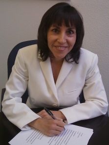 "Eva Clarke, owner of ""Health is a Choice"" in the Santa Clarita Valley"