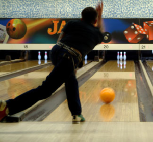 Wii Sports Warm-Ups, Part 3: Bowling