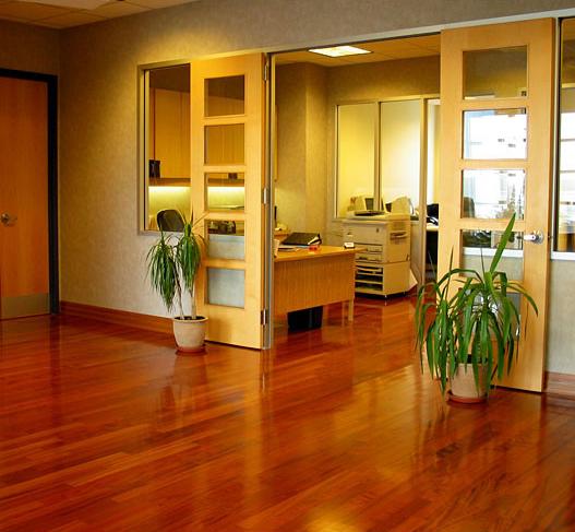 How Do I Clean My Laminate Wood Floors Hardwood Floors vs. Laminate Floors | Flower Blossoms' Blog