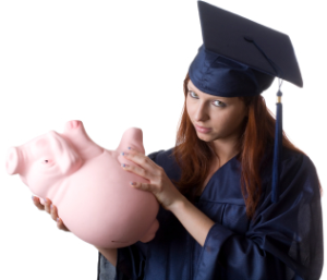 Where can parents and students turn to when their cash flow and financial aid are insufficient? Some options include Stafford Loans and PLUS, among other options.