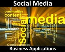 Social media has shifted how businesses interact with their customers as well as each other.  The blog focuses on how business owners, managers, and employees can gain a better understanding of social media, how it can help expand existing business practices, and the marketing activities that social media allows businesses to carry out.