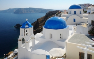 If you haven't planned your next vacation yet, consider an exotic trip to the Azores, Madagascar, or Santorini, Greece.