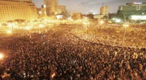 Recent protests in Egypt and Egyptian communities abroad have called for unprecedented change in their homeland in the hopes of achieving a democracy similar to that envisioned by the forefathers of the United States.