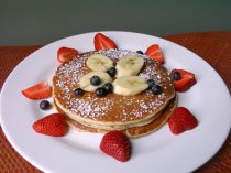 Pancake Day, Shrove Tuesday, Fat Tuesday — call it what you will, but foods that contain sugar, fats, and eggs are restricted by the time Lent begins.  IHOP gets into the spirit by offering free pancakes.