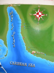 The Bay of Pigs Invasion, an unsuccessful attempt by a CIA-trained force of Cuban ex-patriots, took place 50 years ago, in April 1961.