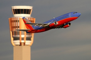 Following a tear in its airplane's fuselage minutes after takeoff, Southwest Airlines canceled flights so that its aircrafts could be inspected.