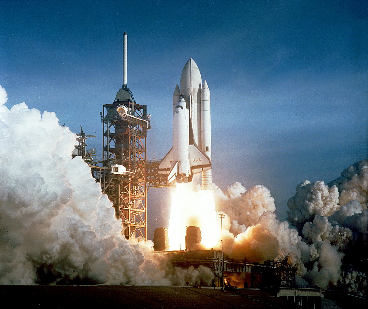 usa space shuttle program - photo #20