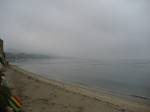 May Gray, June Gloom - whatever you want to call it - lingers around Southern California just before the sunny days of summer. How does the gloomy weather pattern work?